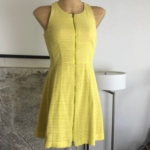 Marc Jacobs yellow dress Size 6